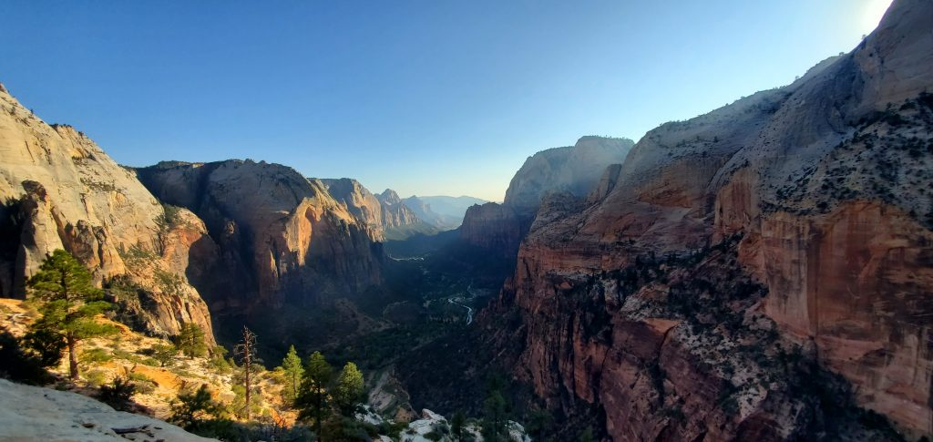 zion national park 1 day